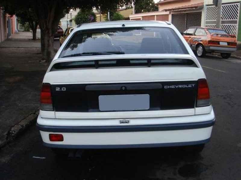 8690 - Kadett GS 1989 10.000km