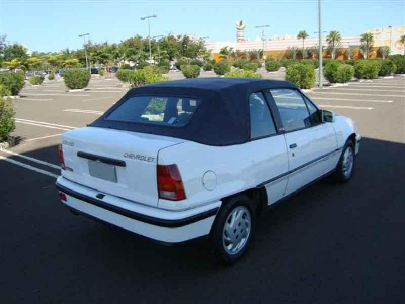 8730 - Kadett GSi 1995
