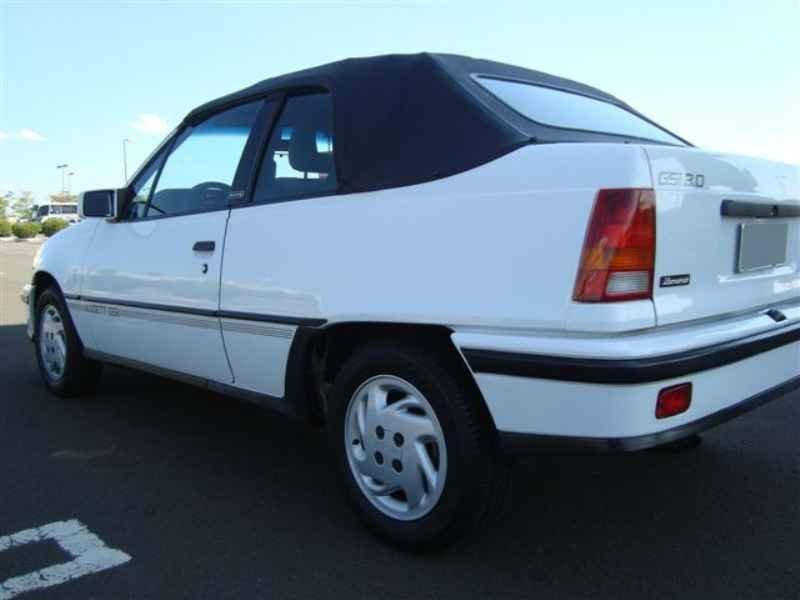 8740 - Kadett GSi 1995