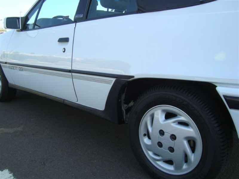 8746 - Kadett GSi 1995