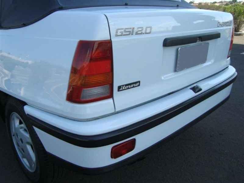 8752 - Kadett GSi 1995