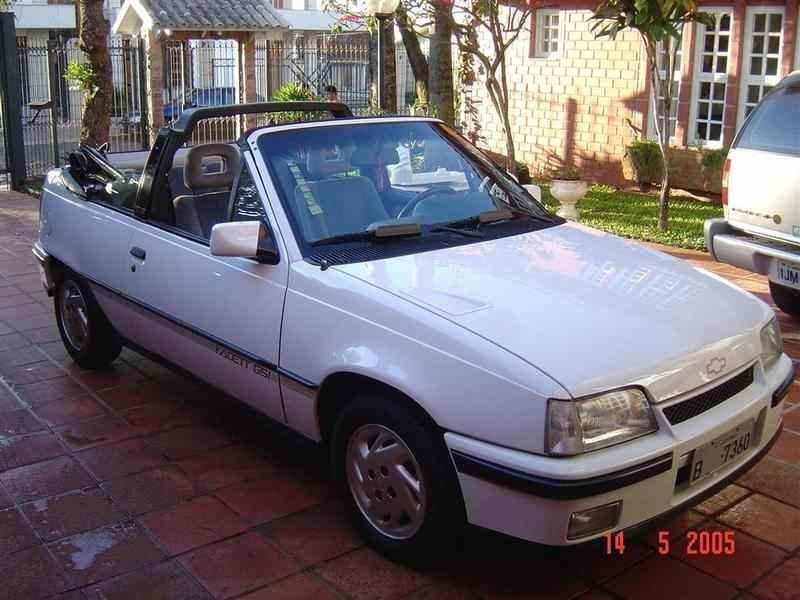 8797 - Kadett GSI 1995 22.000km