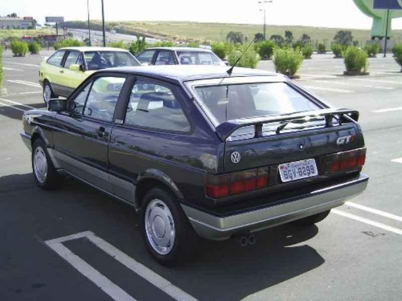 8811 - Gol GTi 1992 34.000km