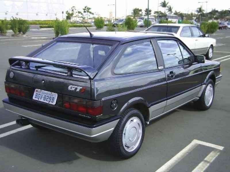 8812 - Gol GTi 1992 34.000km