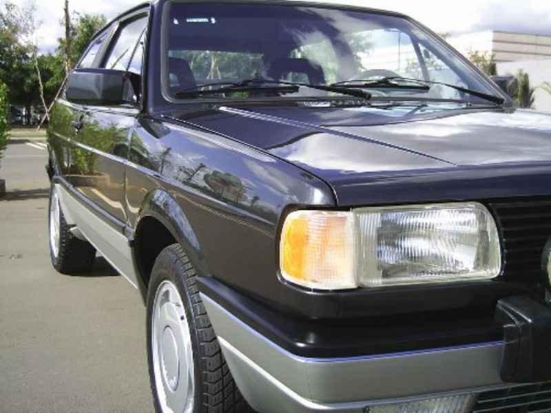 8815 - Gol GTi 1992 34.000km