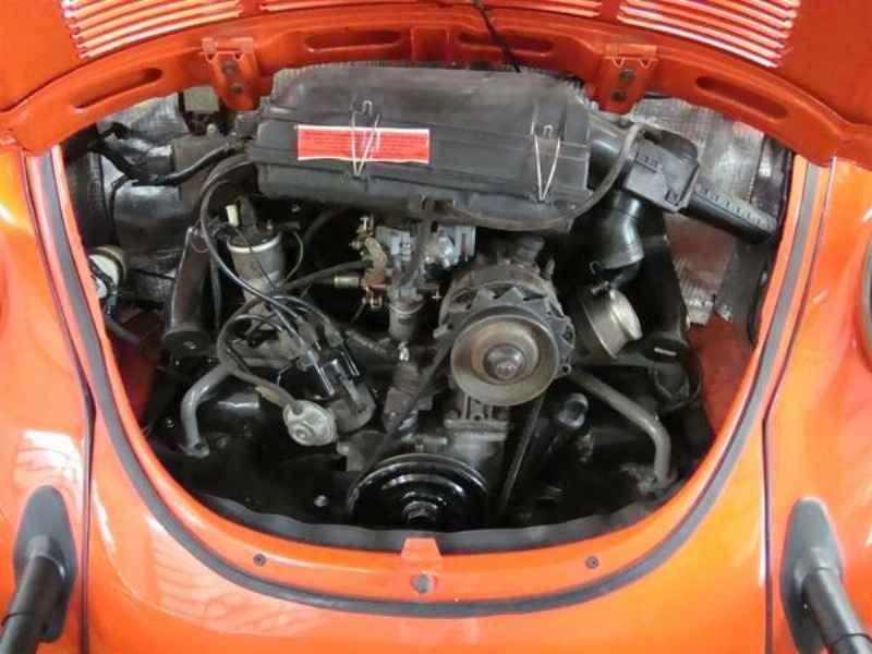 8939 - Fusca 1303-S 1974