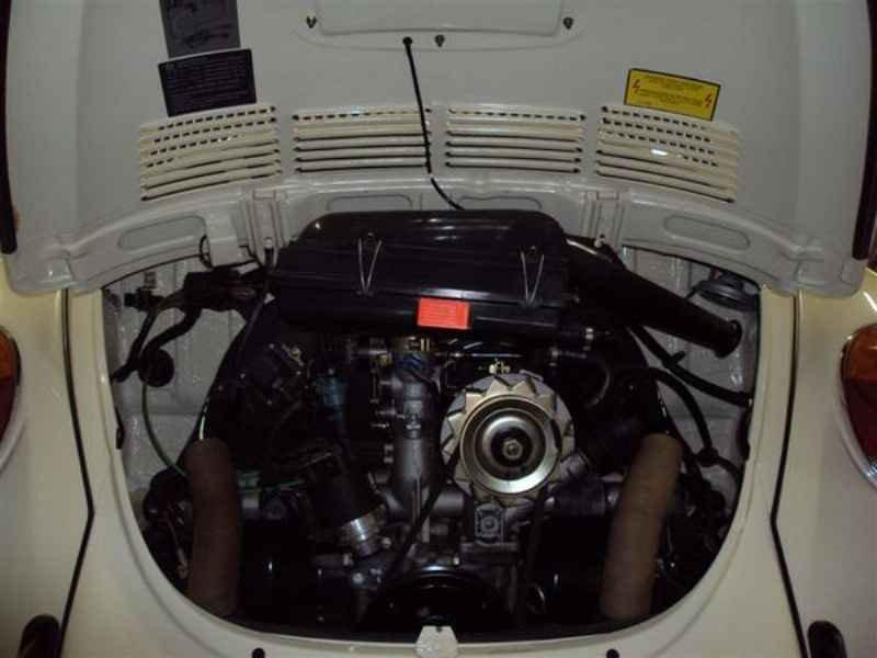 9001 - Fusca Mexicano 2003/2004