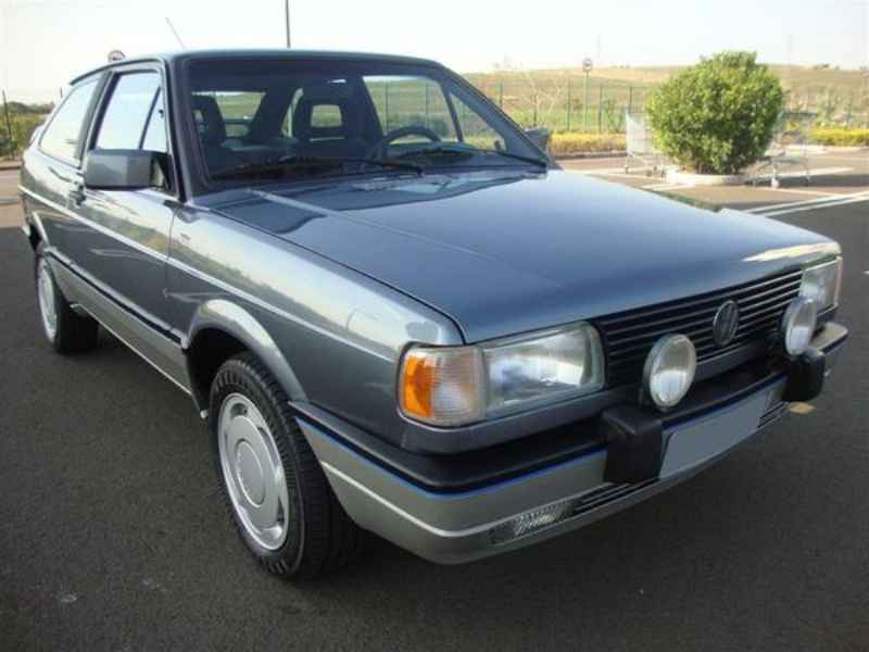 9032 - Gol GTi 1992