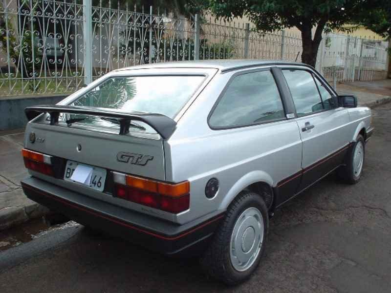 9111 - Gol GTS 1992  20.000km