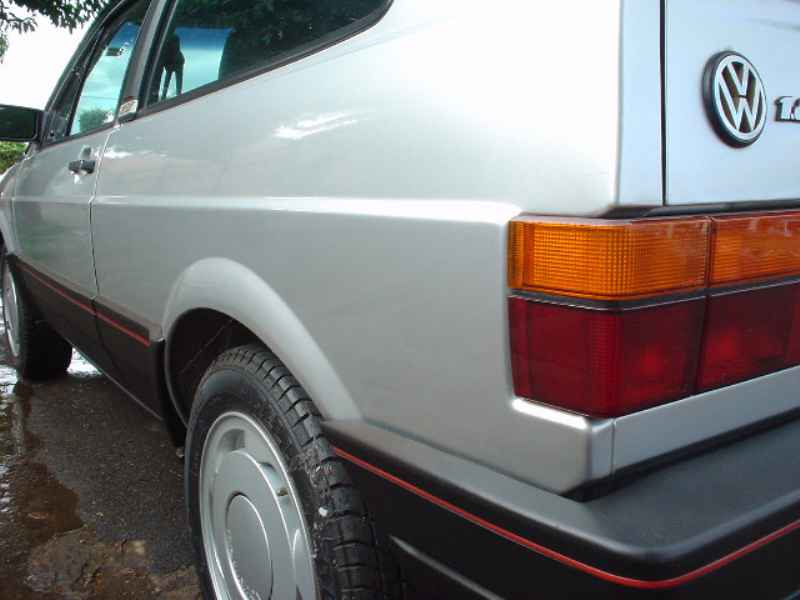 9113 - Gol GTS 1992  20.000km