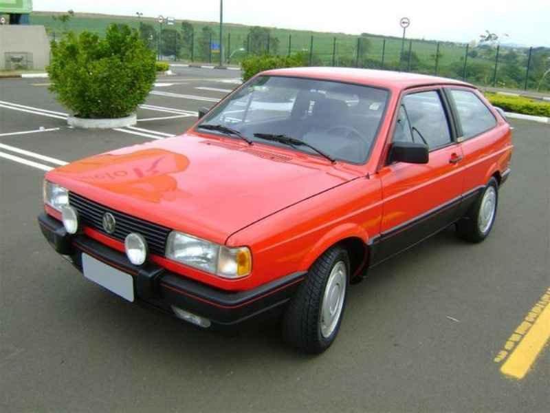 9121 - Gol GTS 1991   4.000km