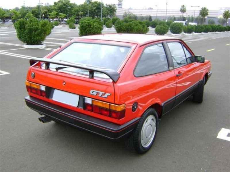 9123 - Gol GTS 1991   4.000km