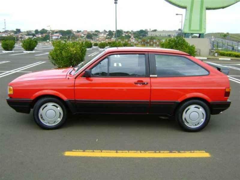 9125 - Gol GTS 1991   4.000km