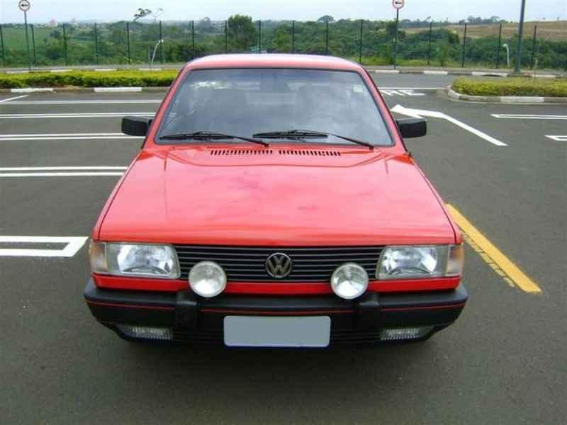 9127 - Gol GTS 1991   4.000km