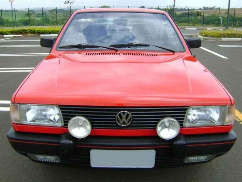 9128 - Gol GTS 1991   4.000km