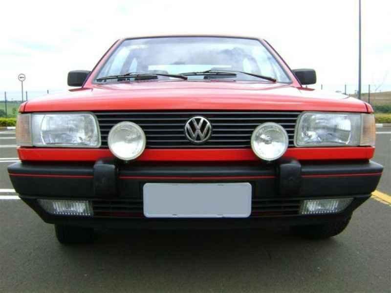 9129 - Gol GTS 1991   4.000km