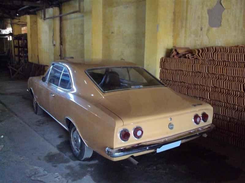 9203 - Opala de Luxo 1978