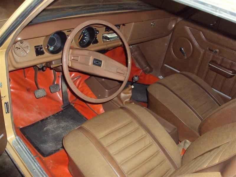 9211 - Opala de Luxo 1978