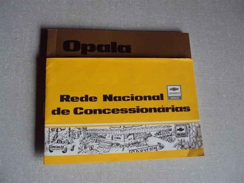 9224 - Opala de Luxo 1978