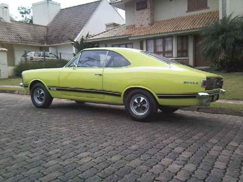 9234 - Opala SS 1972