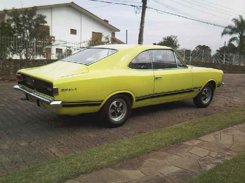 9235 - Opala SS 1972