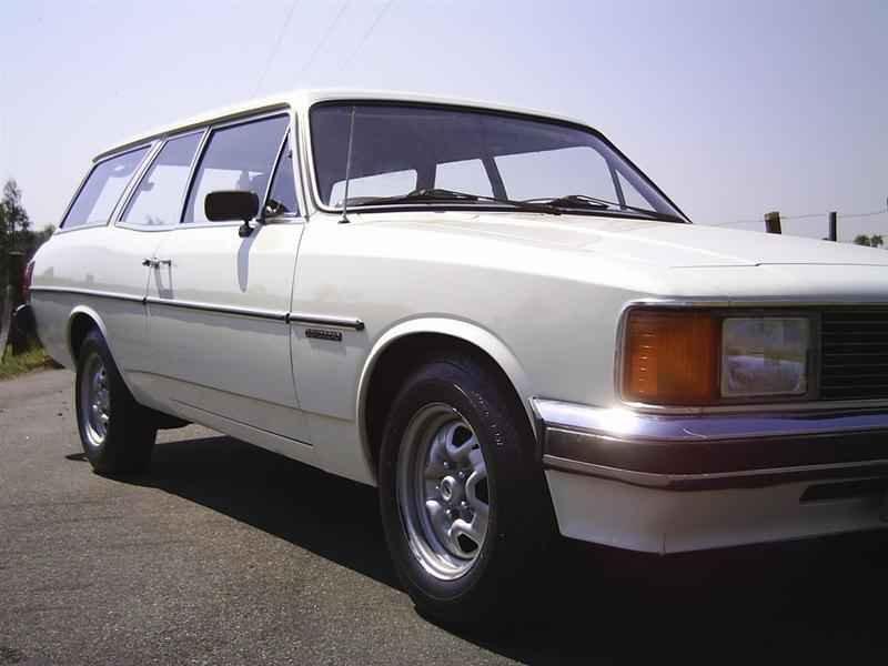 9287 - Caravan Comodoro 1981