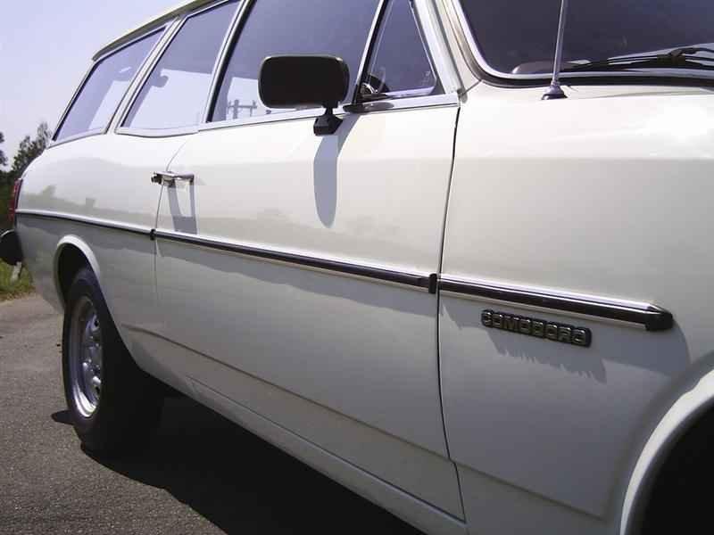 9289 - Caravan Comodoro 1981