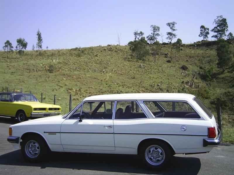 9292 - Caravan Comodoro 1981