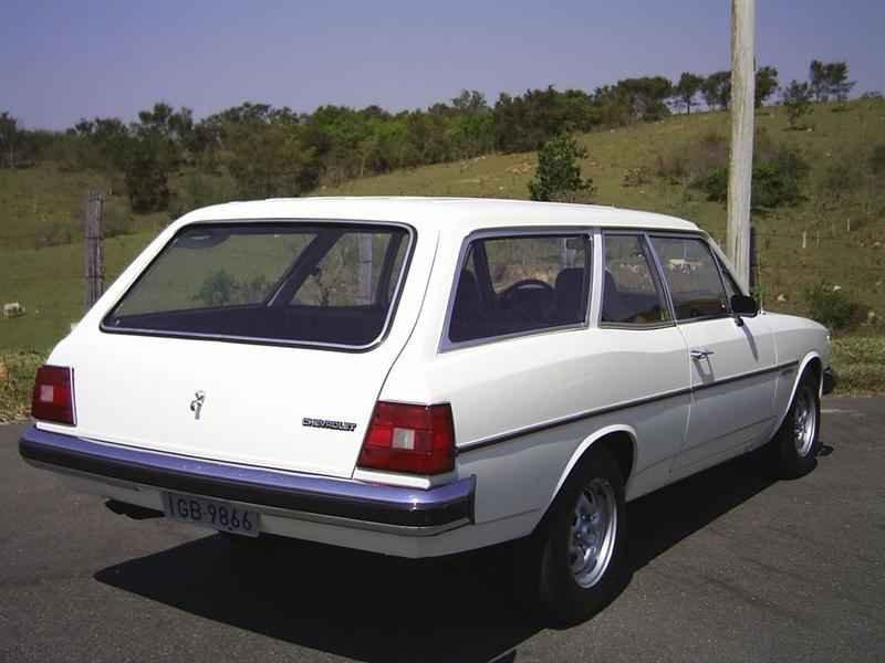 9293 - Caravan Comodoro 1981