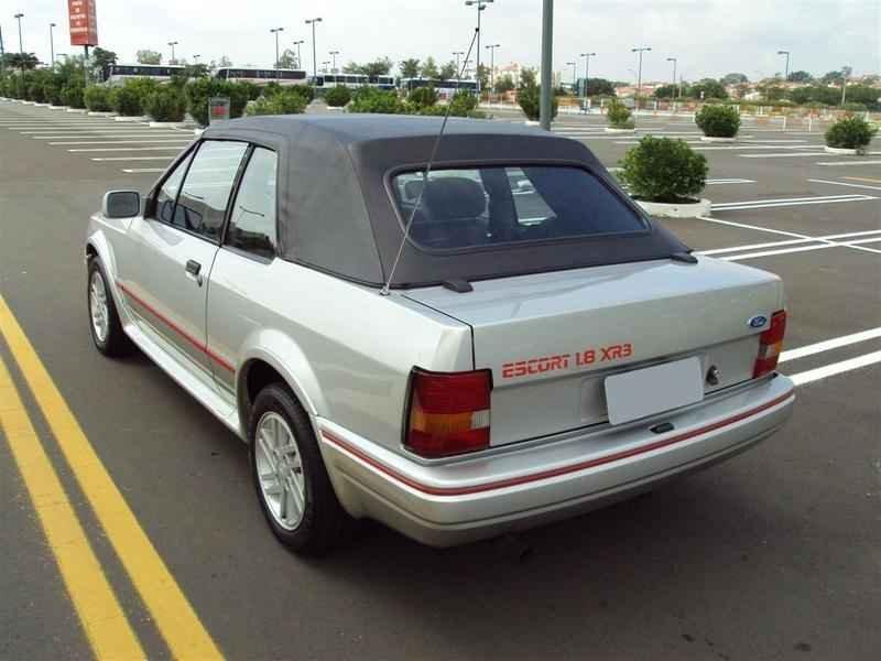 9480 - Escort XR3 1990  25.000km