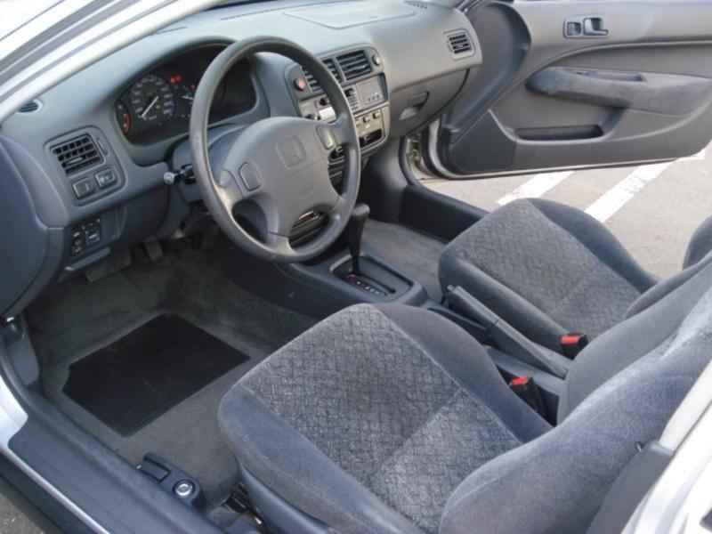 9539 - Civic EX 1997