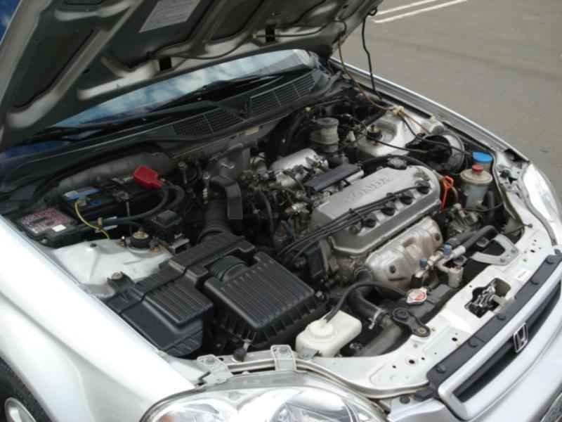 9547 - Civic EX 1997
