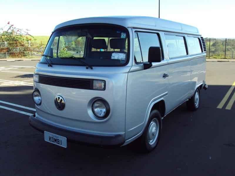 9920 - Kombi Série Prata 2005