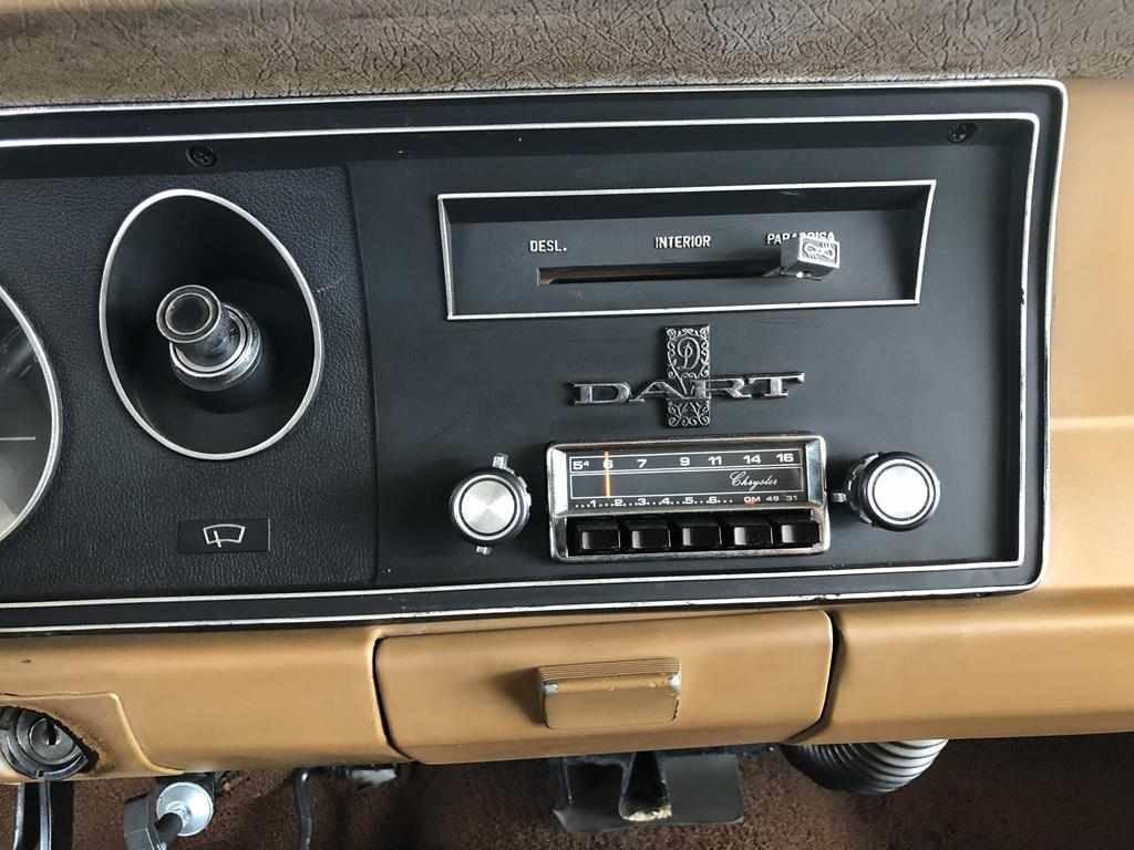 Dodge DART COUPE LUXO 45 1024x768 - DART COUPE LUXO 28.000km