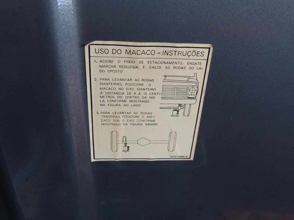 F4000 1991 91 1024x768 - F-4000 ´´Raridade-Absoluta`` 0km