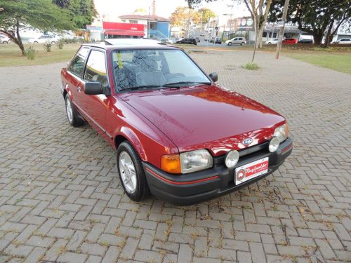 Escort XR3 1989 1 Copy 500x375 - Escort XR3 1989 Ar Condicionado ´´6.000km``