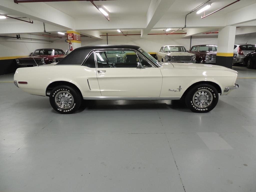 Mustang 1968 10 1024x768 - Galaxie Landau LTD Pintura Externa de Fabrica