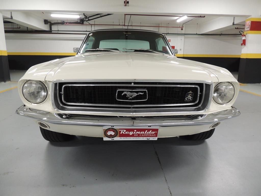 Mustang 1968 6 1024x768 - Galaxie Landau LTD Pintura Externa de Fabrica