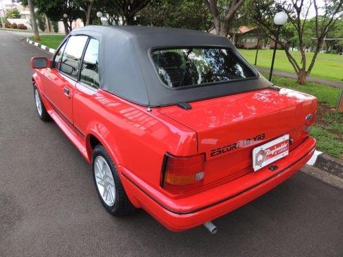 XR3 1990 3 500x375 - Escort 1.8 XR3 Conversível 1990