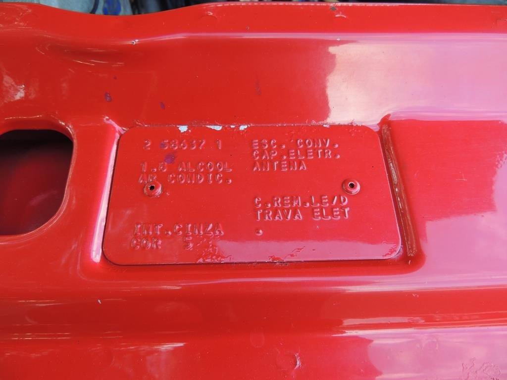XR3 1990 72 1024x768 - Escort 1.8 XR3 Conversível 1990