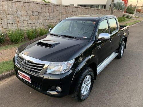 Hilux SRV 2012 2 500x375 - Hilux SRV 4x4 2011/2012