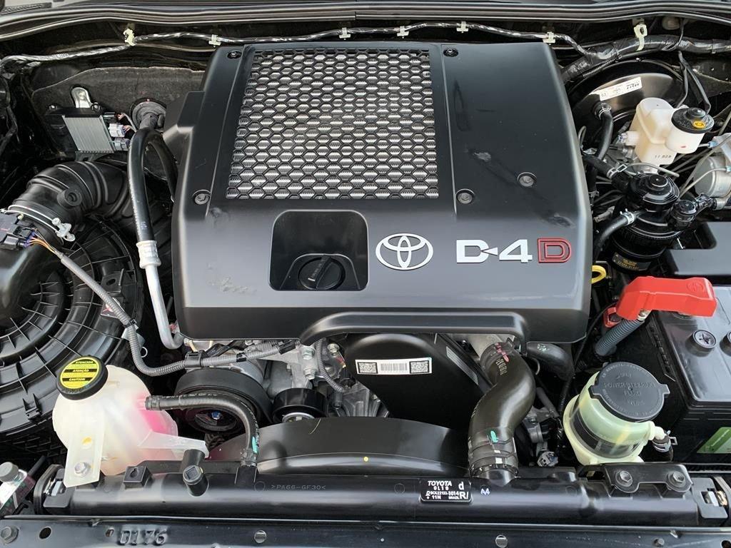 Hilux SRV 2012 45 1024x768 - Hilux SRV 4x4 2011/2012