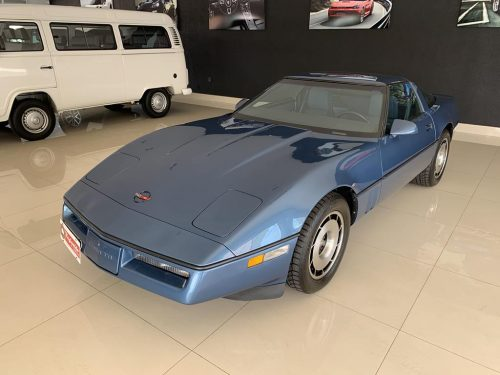 CORVETTE 1984 1 Copy 500x375 - Corvette 1984 Raridade Absoluta