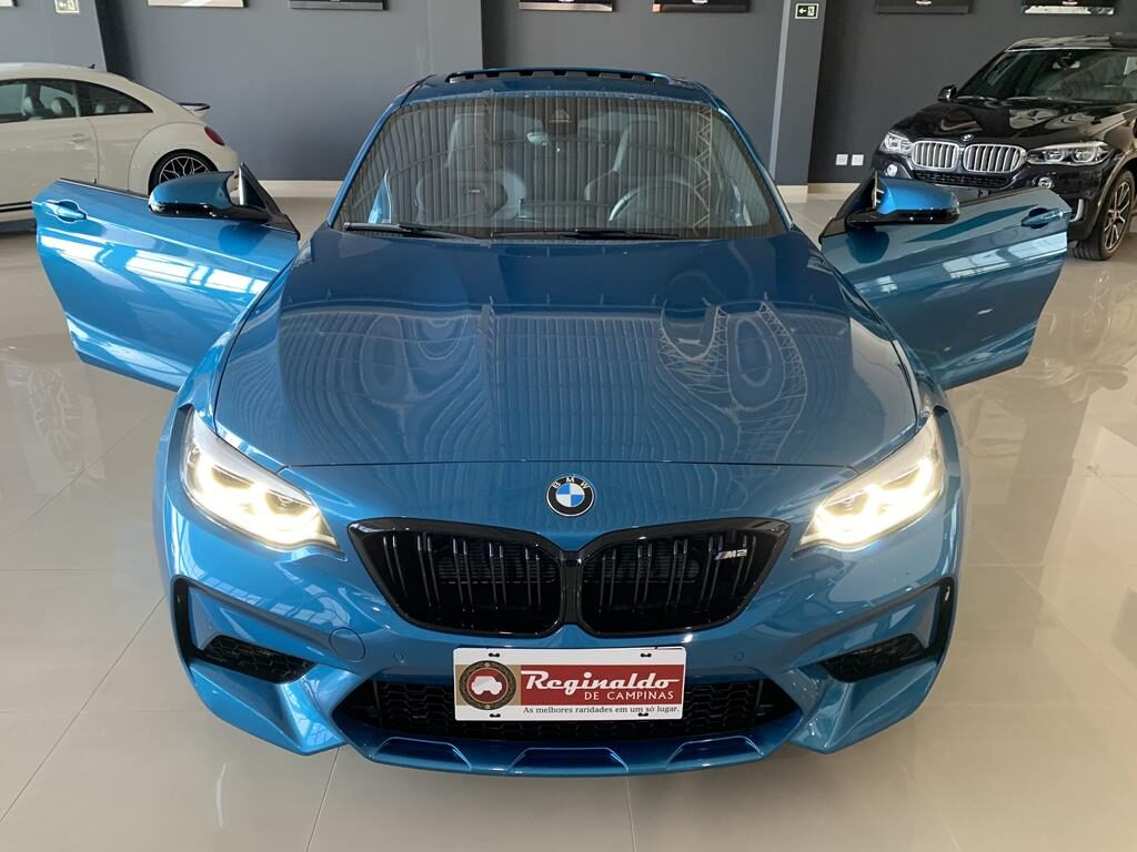 BMW M2 COMPETITION 2020 36 Copy 1024x768 - BMW M2 Competition 2020