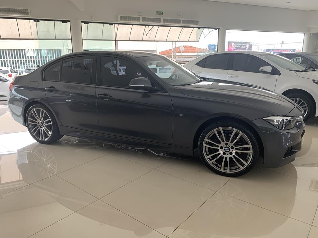 BMW 320 2018 7 Copy 1024x768 - BMW 320i M SPORT GP 2018