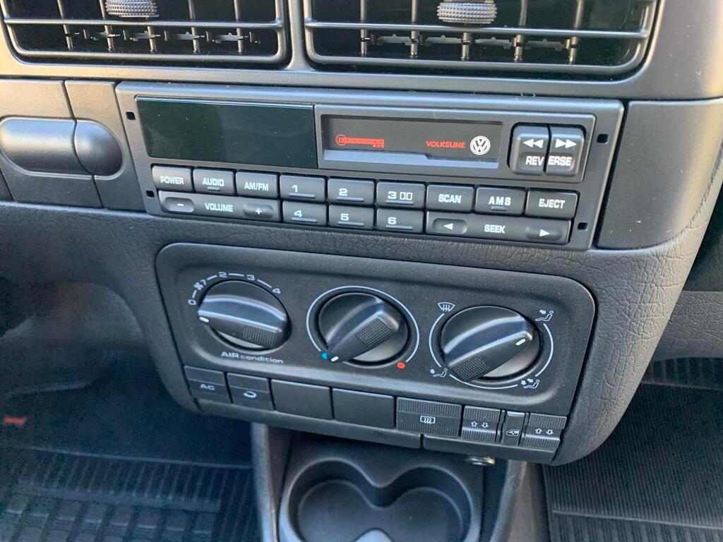 GOLF GLX 1995 89 Copy 1024x768 - GOLF GLX 1995  11.000km