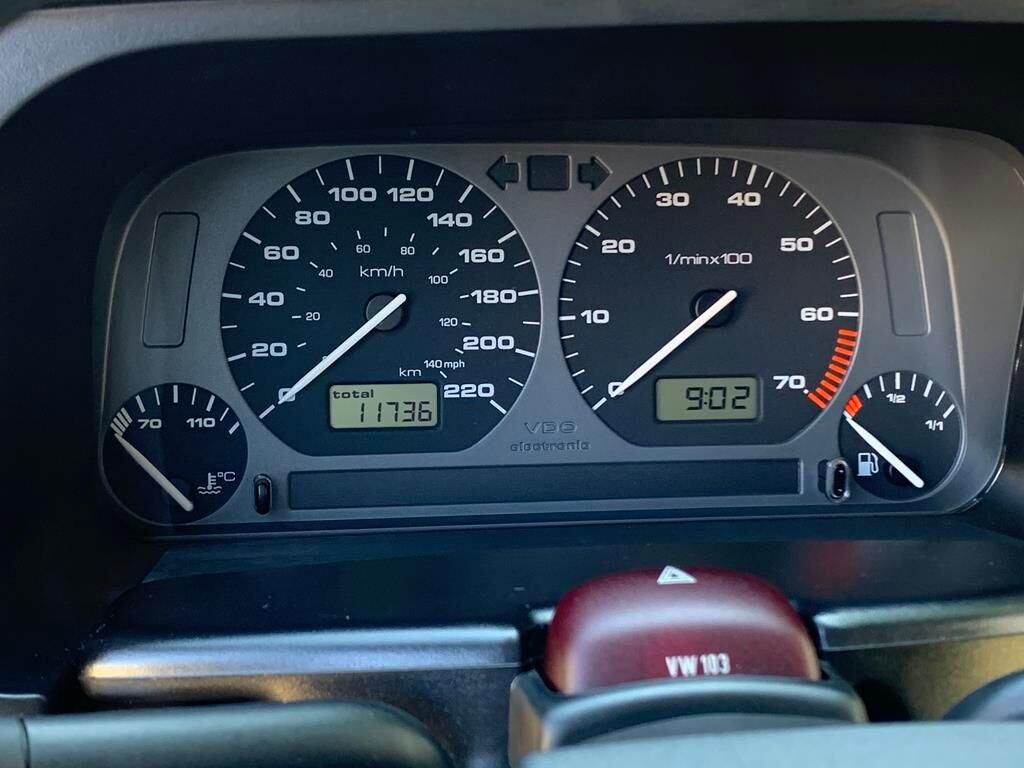 GOLF GLX 1995 93 Copy 1024x768 - GOLF GLX 1995  11.000km